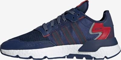 ADIDAS ORIGINALS Sneaker in blau / rot, Produktansicht