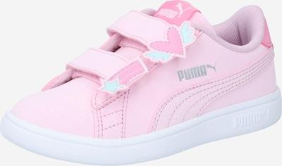 PUMA Zapatillas deportivas 'Smash v2 Unicorn V' en azul claro / gris / rosa / rosa oscuro, Vista del producto