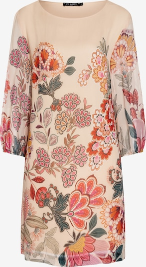 Ana Alcazar Kleid 'Cavme' in beige / nude / grün / rot, Produktansicht