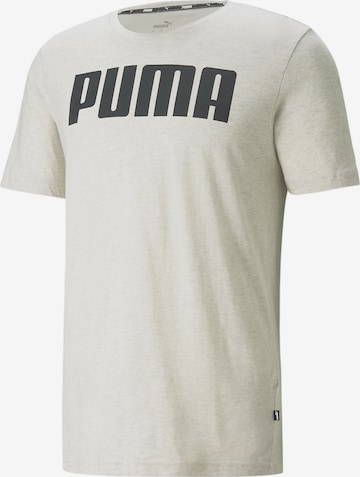 PUMA T-Shirt in Schwarz