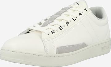 REPLAY Sneaker low i hvit
