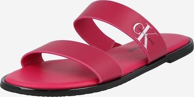 Calvin Klein Jeans Pantofle - pink / černá / stříbrná, Produkt