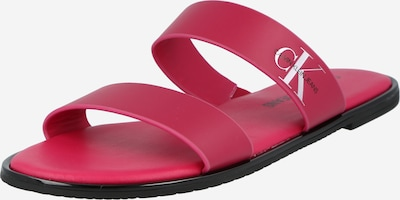 Calvin Klein Jeans Natikače u roza / crna / srebro, Pregled proizvoda