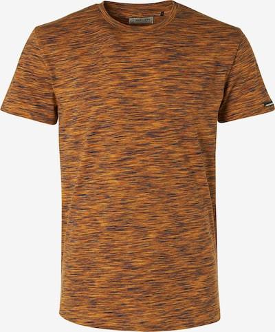 No Excess Shirt in de kleur Bruin / Geel / Zwart, Productweergave