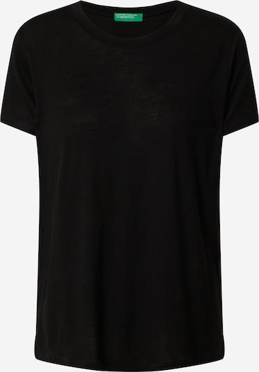 Maglietta UNITED COLORS OF BENETTON di colore nero, Visualizzazione prodotti