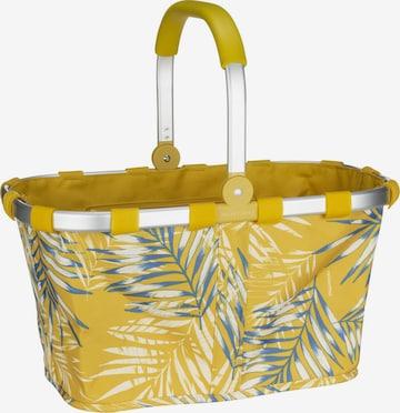 REISENTHEL Box/Basket in Yellow
