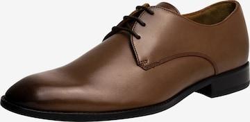 Chaussure à lacets 'Mirco' Gordon & Bros en marron