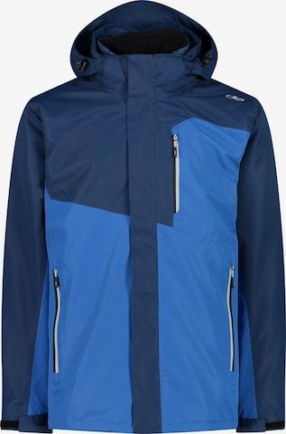 CMP Outdoor jacket '3in1' in Blue