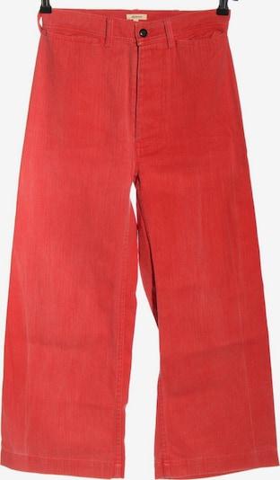 Bellerose High Waist Jeans in 24-25 in rot, Produktansicht