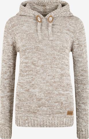 Oxmo Sweater 'Philia' in Beige