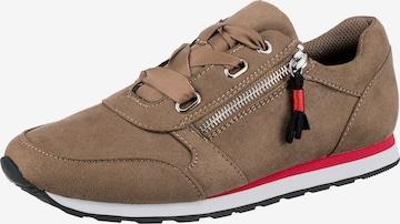 Inselhauptstadt Sneakers in Brown
