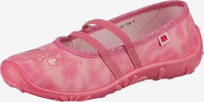ELEFANTEN Mājas apavi 'Pretty Pamela' bēšs / baložzils / vecrozā, Preces skats