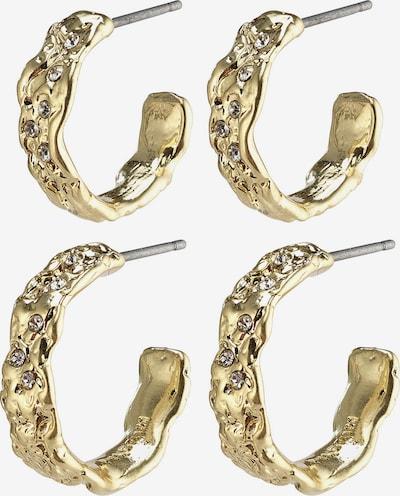 Pilgrim Boucles d'oreilles 'Pauline' en or, Vue avec produit