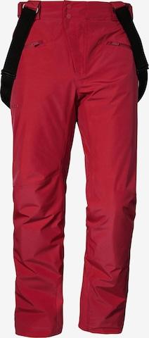 Schöffel Skihose 'Lachaux' in Rot