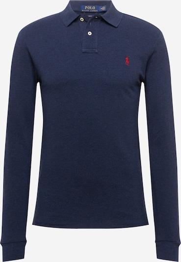 Polo Ralph Lauren T-Shirt en marine / rouge, Vue avec produit