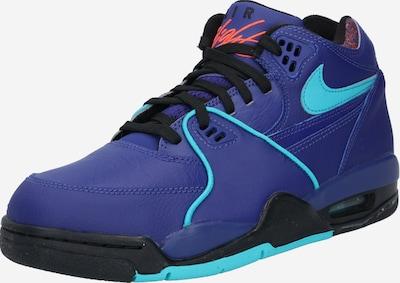 Nike Sportswear Sneaker 'Air Flight 89' in blau / türkis / rot, Produktansicht