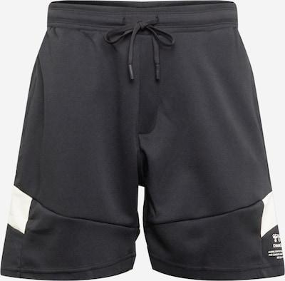 Hummel Sporta bikses 'Alec' melns / balts, Preces skats