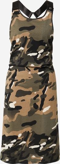 G-Star RAW Ljetna haljina u bež / svijetlosmeđa / kaki / crna, Pregled proizvoda