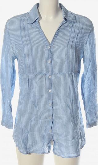 Franco Callegari Hemd-Bluse in M in blau / weiß, Produktansicht