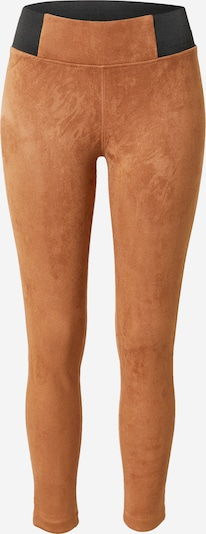 TOM TAILOR Leggings in braun / schwarz, Produktansicht