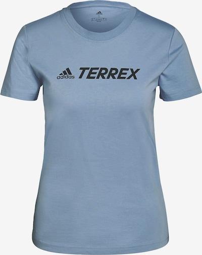 adidas Terrex Performance Shirt in Blue, Item view