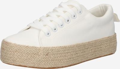 Sneaker low 'Paulina' Hailys pe alb, Vizualizare produs