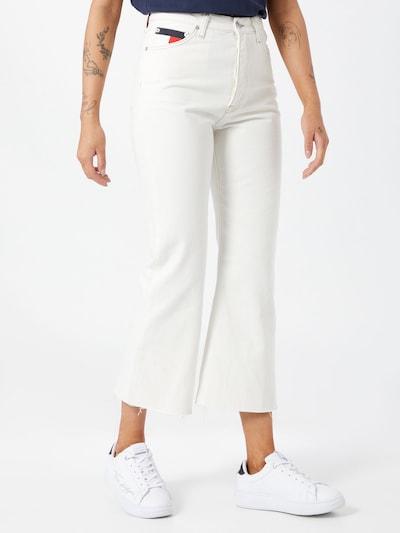 Tommy Jeans Jeans 'HARPER' in weiß, Modelansicht