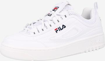 FILA Sneaker 'Disruptor' in Weiß