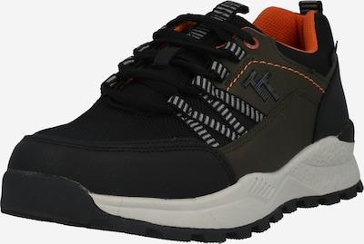 TOM TAILOR Nízke tenisky - kaki / čierna, Produkt