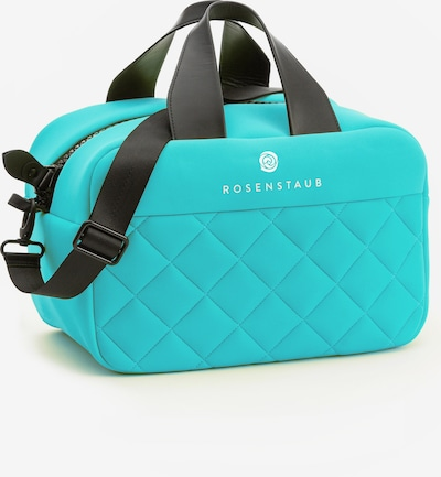 Rosenstaub Tasche Neoprene 'Bag 34' in blau / türkis, Produktansicht