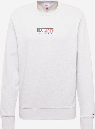 Tommy Jeans Collegepaita värissä marine / hopeanharmaa / valkoinen, Tuotenäkymä