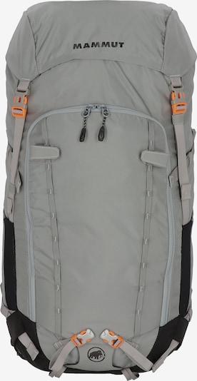 MAMMUT Sportrugzak 'Trion 35' in de kleur Grijs / Zwart, Productweergave