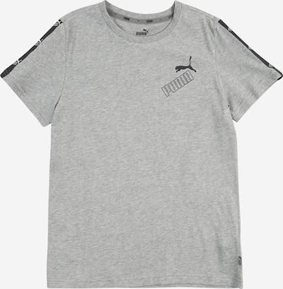 PUMA Funkční tričko 'Amplified' - šedá / černá, Produkt