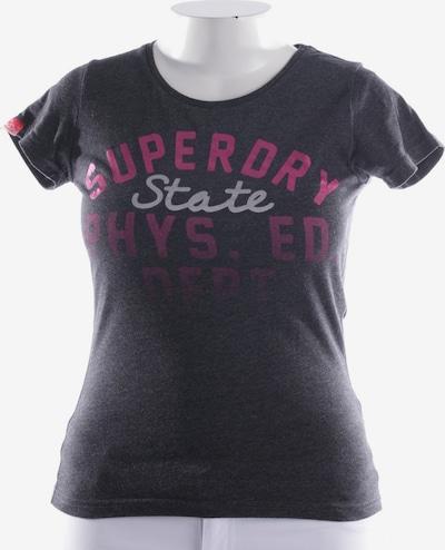 Superdry Shirt in M in anthrazit, Produktansicht