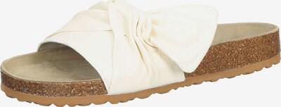 BULLBOXER Pantolette in weiß, Produktansicht