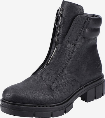 RIEKER Ankle Boots in Black
