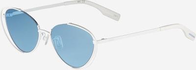 McQ Alexander McQueen Sončna očala | svetlo modra / bela barva, Prikaz izdelka
