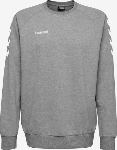 Hummel Sportief sweatshirt in de kleur Grijs, Productweergave