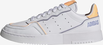 ADIDAS ORIGINALS Sneakers low in Orange / White, Item view