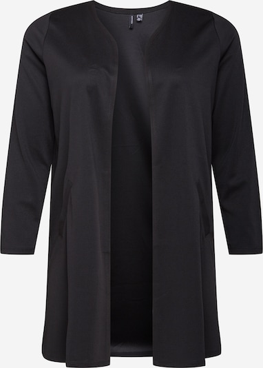 Vero Moda Curve Cardigan en noir, Vue avec produit