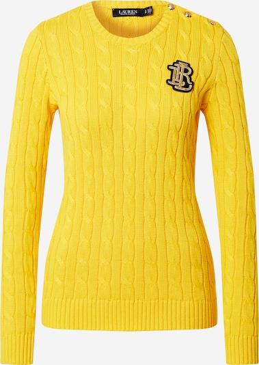 Lauren Ralph Lauren Sweter 'Montiva' w kolorze żółtym, Podgląd produktu
