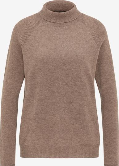 usha BLACK LABEL Sweter w kolorze nakrapiany brązowym, Podgląd produktu