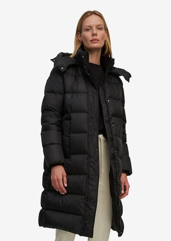 Marc O'Polo Winter Coat in Black