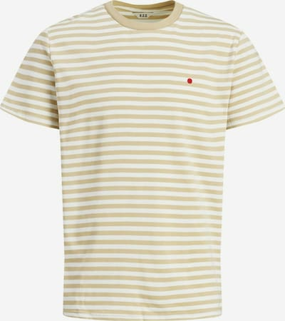JACK & JONES Shirt in beige / hellbraun, Produktansicht