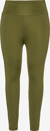 Studio Untold Leggings in khaki, Produktansicht