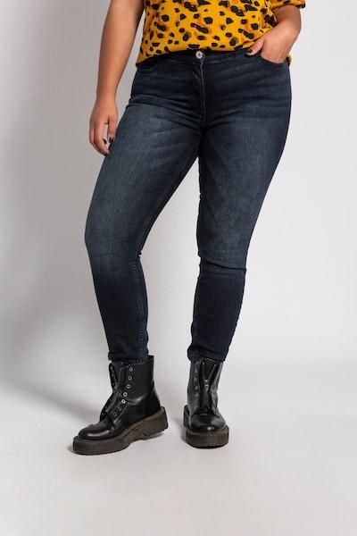 Studio Untold Jeans '751544' in dunkelblau, Modelansicht