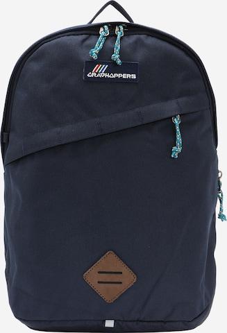 CRAGHOPPERS Rucksack 'Kiwi' in Blau