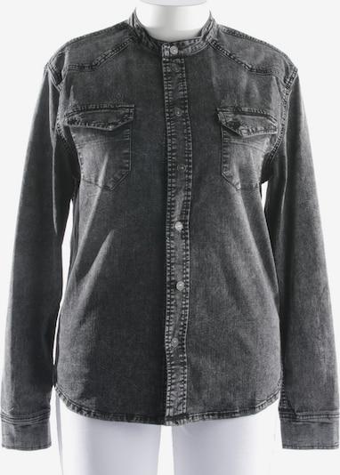 tigha Bluse in L in grau / schwarz, Produktansicht