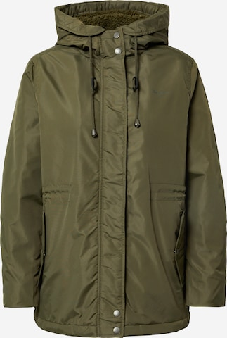 Pepe Jeans Kurtka przejściowa 'GABY' w kolorze zielony
