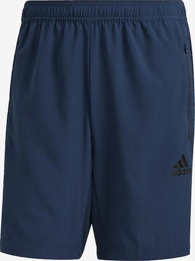 ADIDAS PERFORMANCE Sportsbukser i mørkeblå, Produktvisning